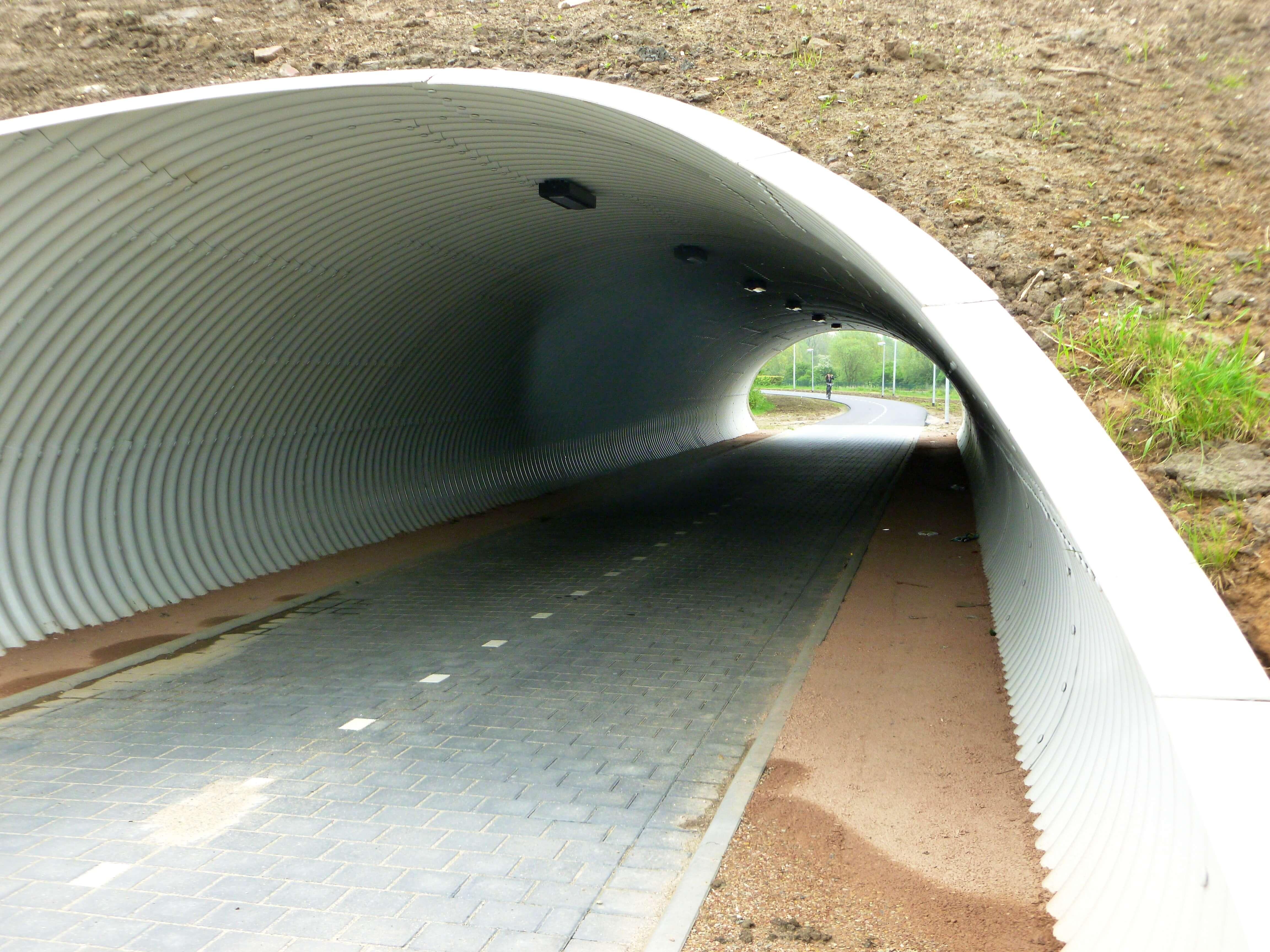 Tunnels, duikers en buizen van Altena Infra-materialen