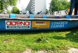 bouwmensen Altena Infra materialen Concrete Canvas