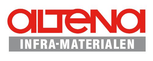 Header logo Altena Infra